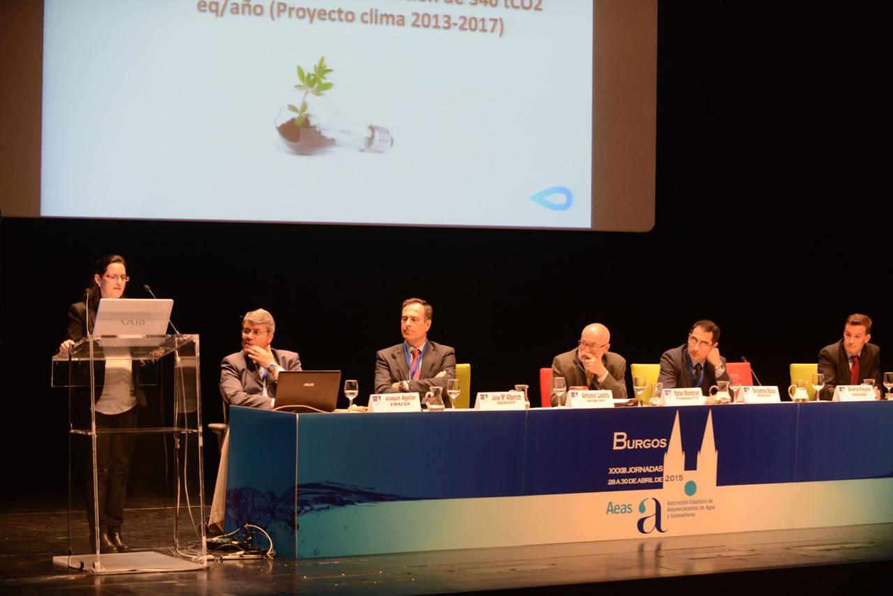Grupo aguas de valencia optimiza sus recursos bionerg ticos for Aguas de valencia oficinas