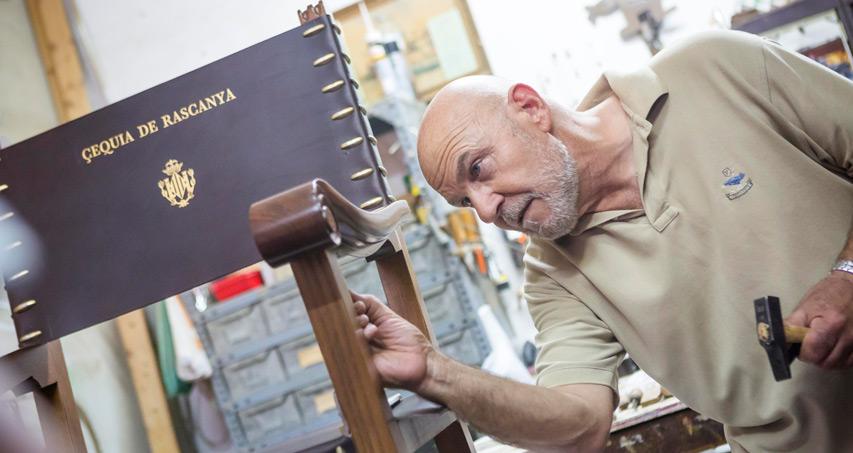 AGUAS DE VALENCIA RENUEVA LOS 9 SILLONES DEL TRIBUNAL DE LAS AGUAS