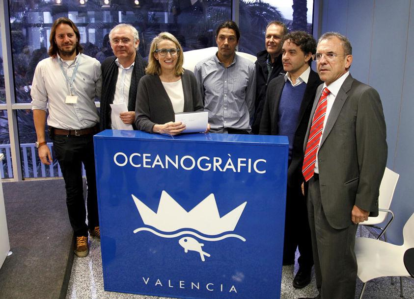 presentacion proyecto nuevo oceanografic