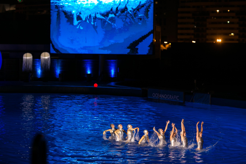 Equipo de natación sincronizada